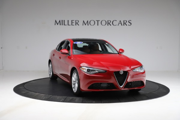 Used 2020 Alfa Romeo Giulia Q4 for sale Sold at Bentley Greenwich in Greenwich CT 06830 11