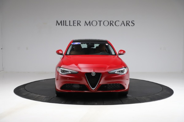 Used 2020 Alfa Romeo Giulia Q4 for sale Sold at Bentley Greenwich in Greenwich CT 06830 12