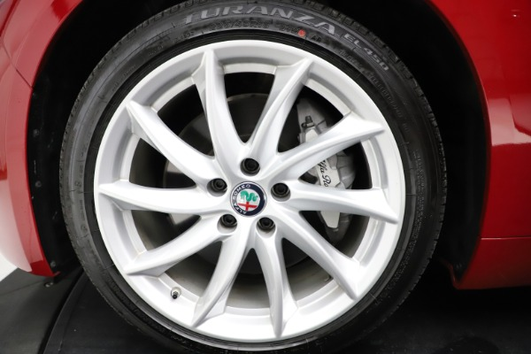 Used 2020 Alfa Romeo Giulia Q4 for sale Sold at Bentley Greenwich in Greenwich CT 06830 23