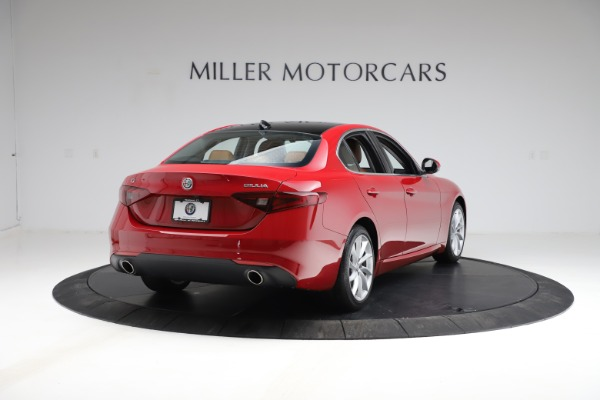 Used 2020 Alfa Romeo Giulia Q4 for sale Sold at Bentley Greenwich in Greenwich CT 06830 7