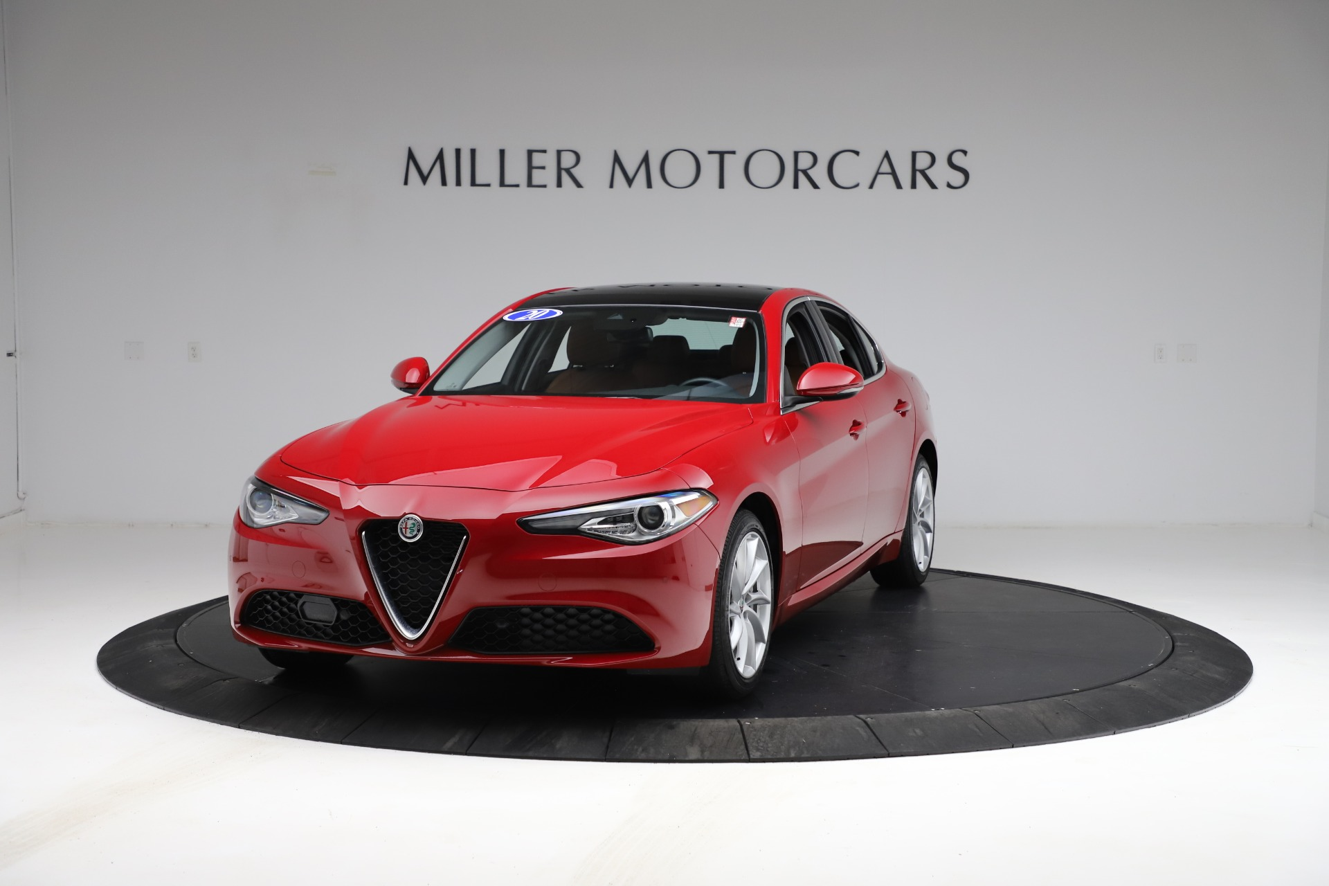 Used 2020 Alfa Romeo Giulia Q4 for sale Sold at Bentley Greenwich in Greenwich CT 06830 1