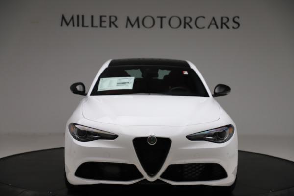 New 2020 Alfa Romeo Giulia Ti Sport Q4 for sale $51,995 at Bentley Greenwich in Greenwich CT 06830 12