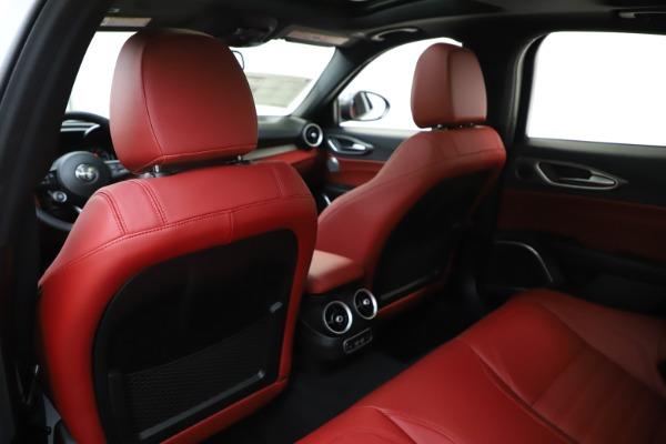 New 2020 Alfa Romeo Giulia Ti Sport Q4 for sale $51,995 at Bentley Greenwich in Greenwich CT 06830 21
