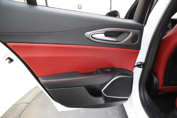 New 2020 Alfa Romeo Giulia Ti Sport Q4 for sale $51,995 at Bentley Greenwich in Greenwich CT 06830 22