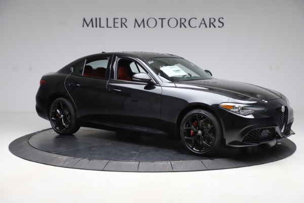 New 2020 Alfa Romeo Giulia Ti Sport Q4 for sale Sold at Bentley Greenwich in Greenwich CT 06830 10