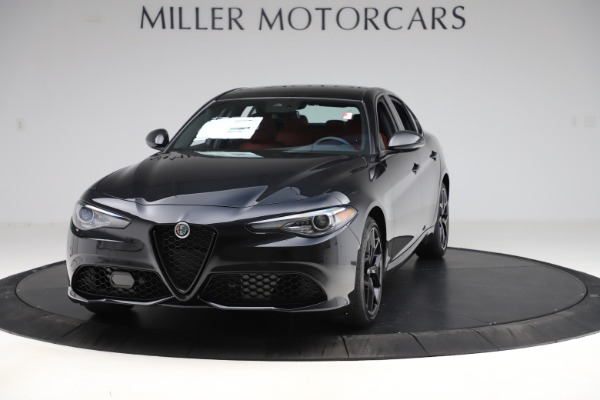 New 2020 Alfa Romeo Giulia Ti Sport Q4 for sale Sold at Bentley Greenwich in Greenwich CT 06830 1