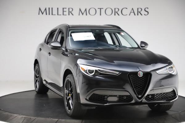 New 2020 Alfa Romeo Stelvio Sport Q4 for sale $50,795 at Bentley Greenwich in Greenwich CT 06830 11