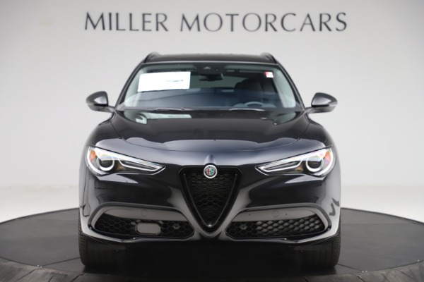 New 2020 Alfa Romeo Stelvio Sport Q4 for sale $50,795 at Bentley Greenwich in Greenwich CT 06830 12