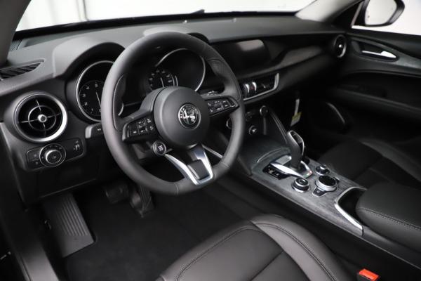 New 2020 Alfa Romeo Stelvio Sport Q4 for sale $50,795 at Bentley Greenwich in Greenwich CT 06830 13