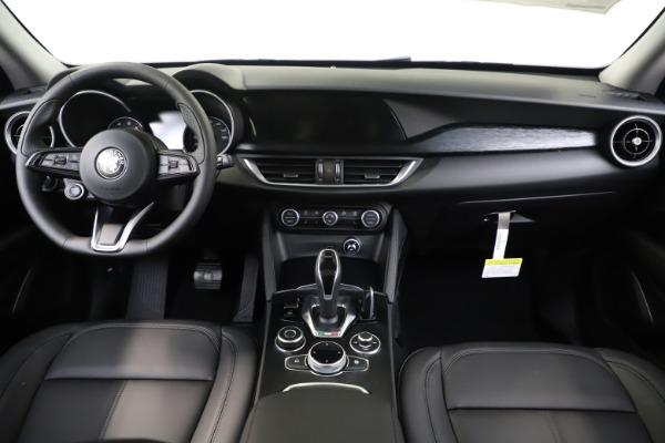 New 2020 Alfa Romeo Stelvio Sport Q4 for sale $50,795 at Bentley Greenwich in Greenwich CT 06830 16