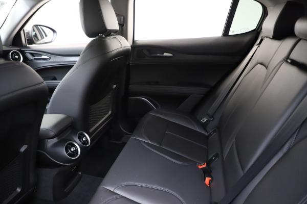 New 2020 Alfa Romeo Stelvio Sport Q4 for sale $50,795 at Bentley Greenwich in Greenwich CT 06830 19