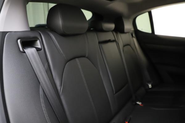New 2020 Alfa Romeo Stelvio Sport Q4 for sale $50,795 at Bentley Greenwich in Greenwich CT 06830 26