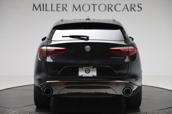 New 2020 Alfa Romeo Stelvio Sport Q4 for sale $50,795 at Bentley Greenwich in Greenwich CT 06830 6