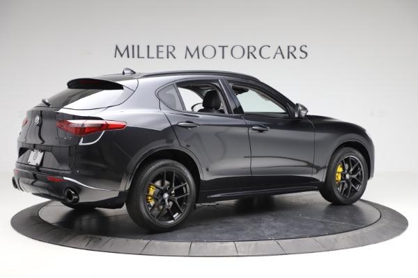 New 2020 Alfa Romeo Stelvio Sport Q4 for sale $50,795 at Bentley Greenwich in Greenwich CT 06830 8