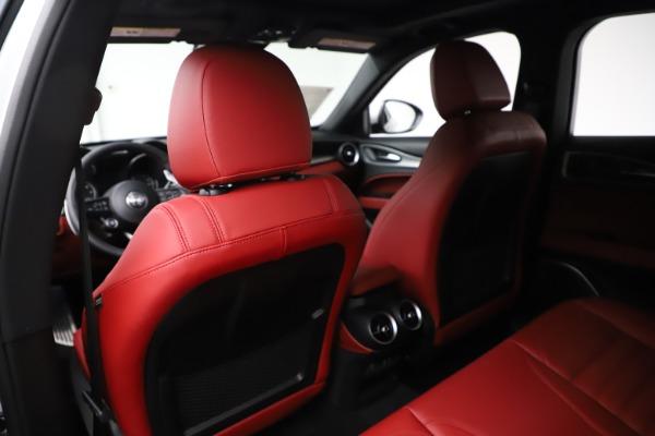 New 2020 Alfa Romeo Stelvio Ti Sport Q4 for sale Sold at Bentley Greenwich in Greenwich CT 06830 20