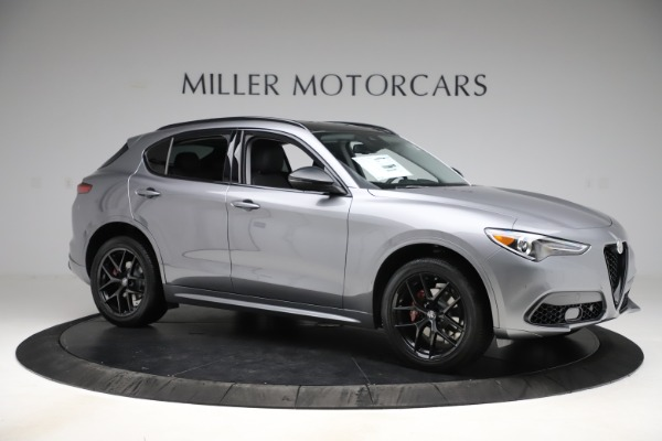 New 2020 Alfa Romeo Stelvio Sport Q4 for sale $51,095 at Bentley Greenwich in Greenwich CT 06830 10