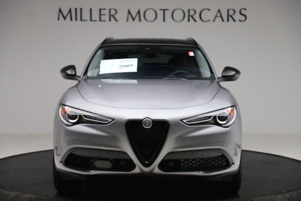 New 2020 Alfa Romeo Stelvio Sport Q4 for sale $51,095 at Bentley Greenwich in Greenwich CT 06830 12