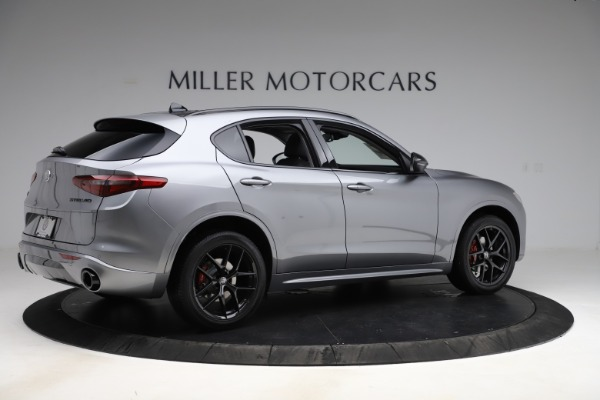 New 2020 Alfa Romeo Stelvio Sport Q4 for sale $51,095 at Bentley Greenwich in Greenwich CT 06830 8