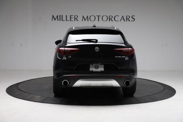 New 2020 Alfa Romeo Stelvio Q4 for sale $36,900 at Bentley Greenwich in Greenwich CT 06830 7