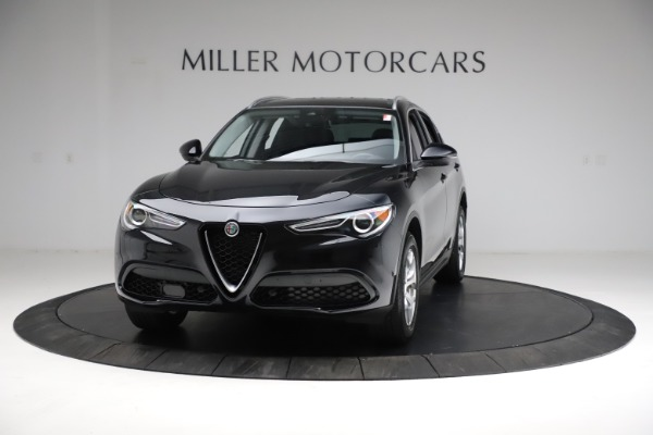 New 2020 Alfa Romeo Stelvio Q4 for sale $36,900 at Bentley Greenwich in Greenwich CT 06830 1