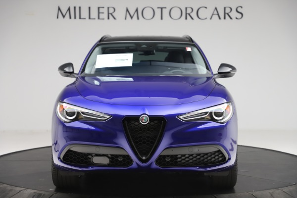 New 2020 Alfa Romeo Stelvio Ti Q4 for sale Call for price at Bentley Greenwich in Greenwich CT 06830 12