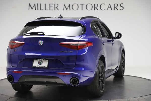New 2020 Alfa Romeo Stelvio Ti Q4 for sale Call for price at Bentley Greenwich in Greenwich CT 06830 7