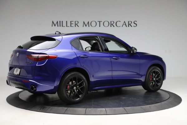 New 2020 Alfa Romeo Stelvio Ti Q4 for sale Call for price at Bentley Greenwich in Greenwich CT 06830 8