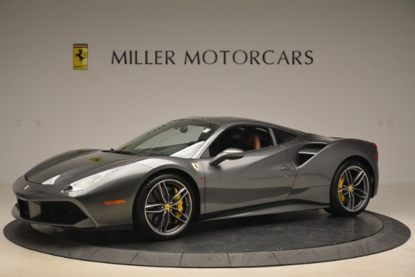 Used 2018 Ferrari 488 GTB for sale $249,900 at Bentley Greenwich in Greenwich CT 06830 2