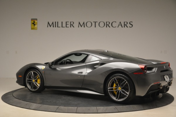Used 2018 Ferrari 488 GTB for sale $249,900 at Bentley Greenwich in Greenwich CT 06830 4