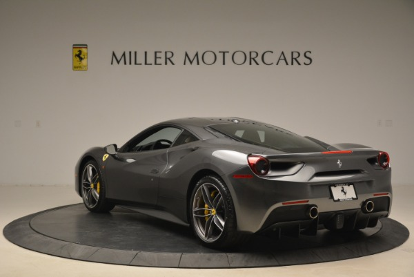 Used 2018 Ferrari 488 GTB for sale $249,900 at Bentley Greenwich in Greenwich CT 06830 5