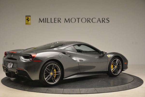Used 2018 Ferrari 488 GTB for sale Sold at Bentley Greenwich in Greenwich CT 06830 8