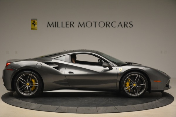 Used 2018 Ferrari 488 GTB for sale Sold at Bentley Greenwich in Greenwich CT 06830 9