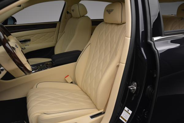 Used 2016 Bentley Flying Spur W12 for sale Sold at Bentley Greenwich in Greenwich CT 06830 15