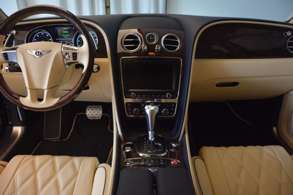 Used 2016 Bentley Flying Spur W12 for sale Sold at Bentley Greenwich in Greenwich CT 06830 22