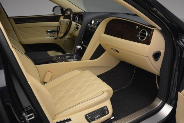 Used 2016 Bentley Flying Spur W12 for sale Sold at Bentley Greenwich in Greenwich CT 06830 24