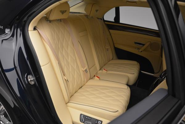 Used 2016 Bentley Flying Spur W12 for sale Sold at Bentley Greenwich in Greenwich CT 06830 26