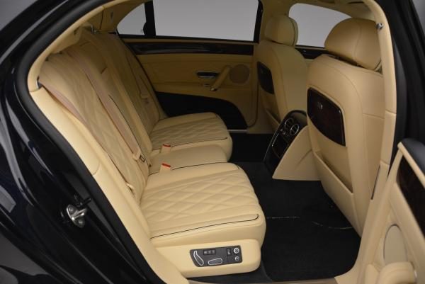 Used 2016 Bentley Flying Spur W12 for sale Sold at Bentley Greenwich in Greenwich CT 06830 28