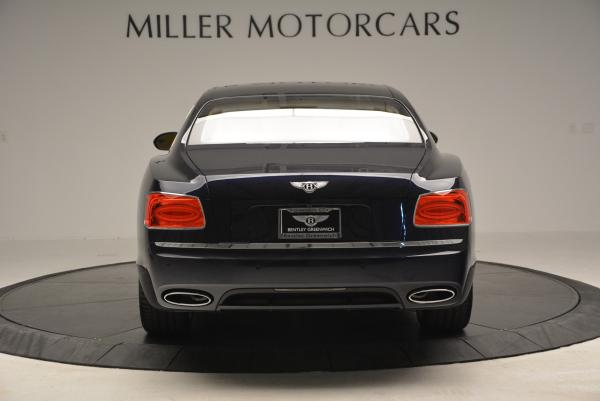 Used 2016 Bentley Flying Spur W12 for sale Sold at Bentley Greenwich in Greenwich CT 06830 6