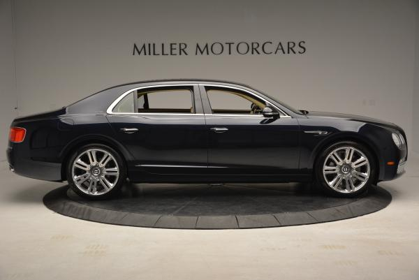 Used 2016 Bentley Flying Spur W12 for sale Sold at Bentley Greenwich in Greenwich CT 06830 9