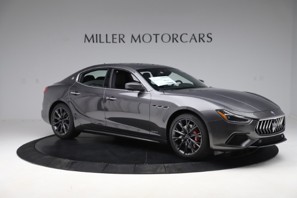 New 2019 Maserati Ghibli SQ4 GranSport for sale $100,695 at Bentley Greenwich in Greenwich CT 06830 10