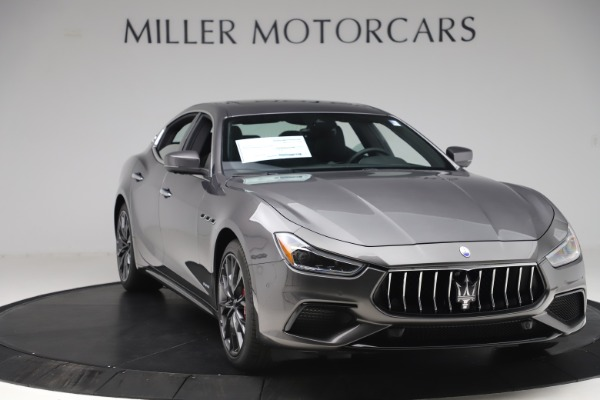 New 2019 Maserati Ghibli SQ4 GranSport for sale $100,695 at Bentley Greenwich in Greenwich CT 06830 11