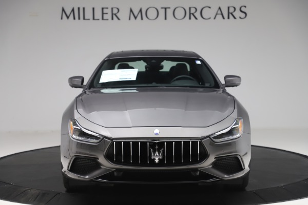 New 2019 Maserati Ghibli SQ4 GranSport for sale $100,695 at Bentley Greenwich in Greenwich CT 06830 12