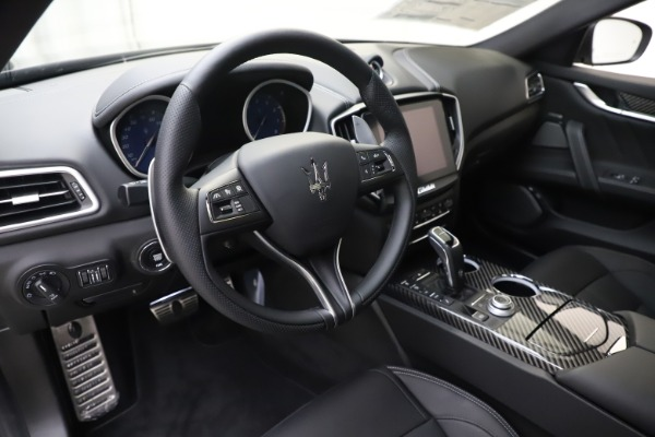 New 2019 Maserati Ghibli S Q4 GranSport for sale $100,695 at Bentley Greenwich in Greenwich CT 06830 13