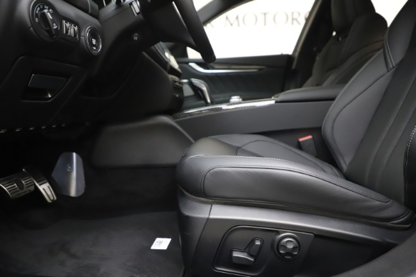 New 2019 Maserati Ghibli S Q4 GranSport for sale $100,695 at Bentley Greenwich in Greenwich CT 06830 14