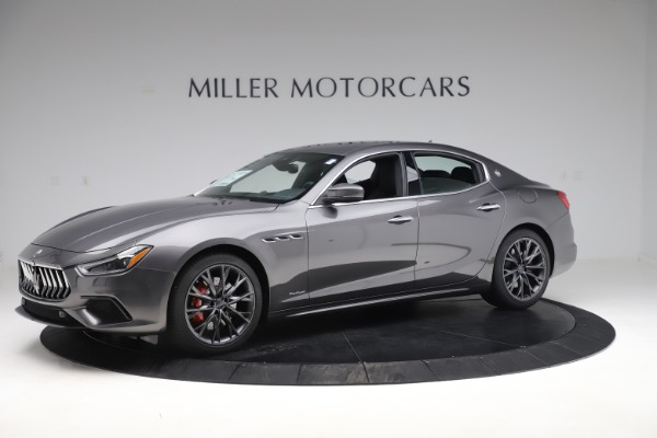 New 2019 Maserati Ghibli SQ4 GranSport for sale $100,695 at Bentley Greenwich in Greenwich CT 06830 2