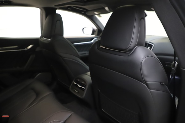 New 2019 Maserati Ghibli S Q4 GranSport for sale $100,695 at Bentley Greenwich in Greenwich CT 06830 28