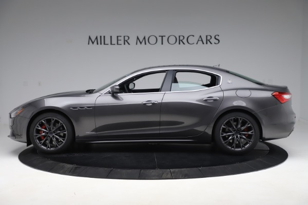 New 2019 Maserati Ghibli S Q4 GranSport for sale $100,695 at Bentley Greenwich in Greenwich CT 06830 3