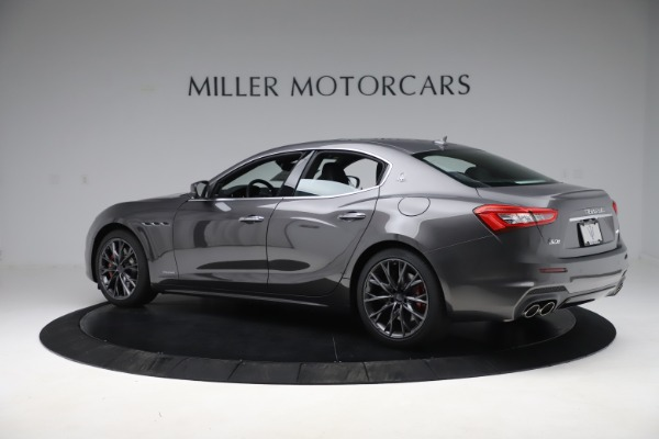 New 2019 Maserati Ghibli S Q4 GranSport for sale $100,695 at Bentley Greenwich in Greenwich CT 06830 4