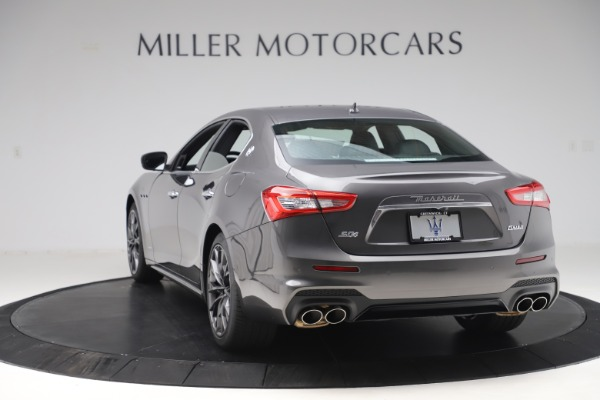 New 2019 Maserati Ghibli S Q4 GranSport for sale $100,695 at Bentley Greenwich in Greenwich CT 06830 5