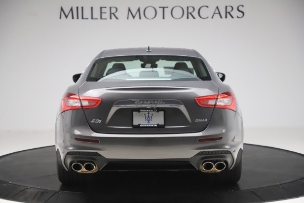 New 2019 Maserati Ghibli S Q4 GranSport for sale $100,695 at Bentley Greenwich in Greenwich CT 06830 6